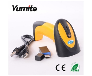 433MHZ wireless CCD barcode scanner YT-1301