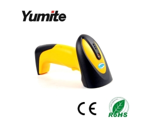 CCD handheld 1D with USB or RS232 interface barcode scanner YT-1002