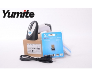 China Barcode-Laser portable Bluetooth Barcode-Scanner mit Speicher YT-890