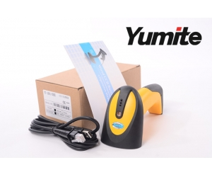 Hot sale USB Wired CCD Handheld Barcode Reader YT-1001
