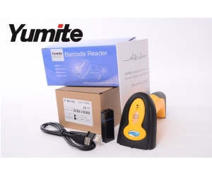 Strong Decoder Ability 433MHZ Long Range Wireless Laser Barcode Reader YT-880
