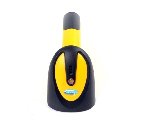 USB cable corded 2D barcode reader with rugged shell supplier china