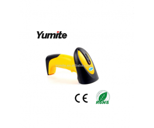 YT-2001 2D wired barcode scanner with screen USB interface mobile container ultrasound scanner reader
