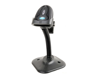 hands free automatic reading barcode scanner