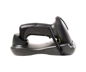 laser wireless barcode scanner with base
