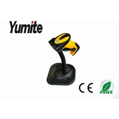 China Auto-sense CCD Barcode Reader with Stand YT-1101A factory