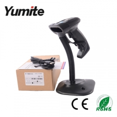 China Auto-sense Laser Barcode Scanner with Optional Stand YT-760B factory