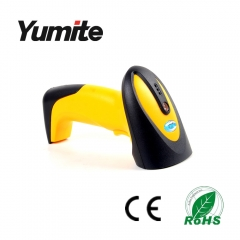 China CCD handheld 1D with USB or RS232 interface barcode scanner YT-1002 factory