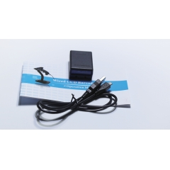 China Micro USB module corded automatic MINI CCD barcode scanner applied in PDA/ POS system YT-1404MA factory