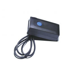 China Mini Bluetooth wireless CCD barcode scanner with memory YT-1401-MA factory