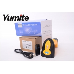 China Strong Decoder Ability 433MHZ Long Range Wireless Laser Barcode Reader YT-880-Fabrik