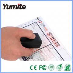 China Wireless Pocket CCD Scanner, Bluetooth Barcode Scanner, Mini Bluetooth Barcode Reader YT-1402-MA factory