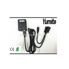 China YT-M401 wired 2D barcode scanner module manufacturer android ipad ultrasound scanner factory