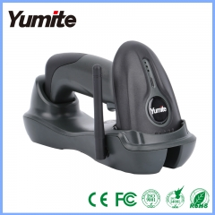China Yumite 433MHZ Long Range Wireless Charge Station CCD Barcode scanner  YT-1503 factory