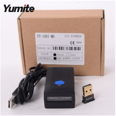 China Yumite New Bluetooth Technology Bar Code Reader Support IOS/MAC/Android/Windows YT-1401-MA factory