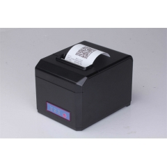 China Yumite YT-E801 pos printer 80 mm thermal printer with auto cutter for Supermarket and Restaurant factory