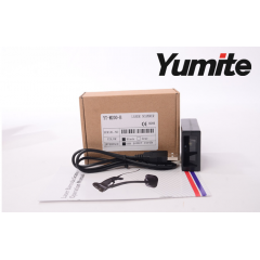 China Yumite YT-M200 portable mini barcode scan engine, laser barcode reader module scanner factory