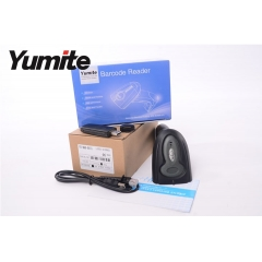 China High-Speed-2.4GHZ Wireless Laser Barcode Reader mit optionalen Ständer YT-860-Fabrik