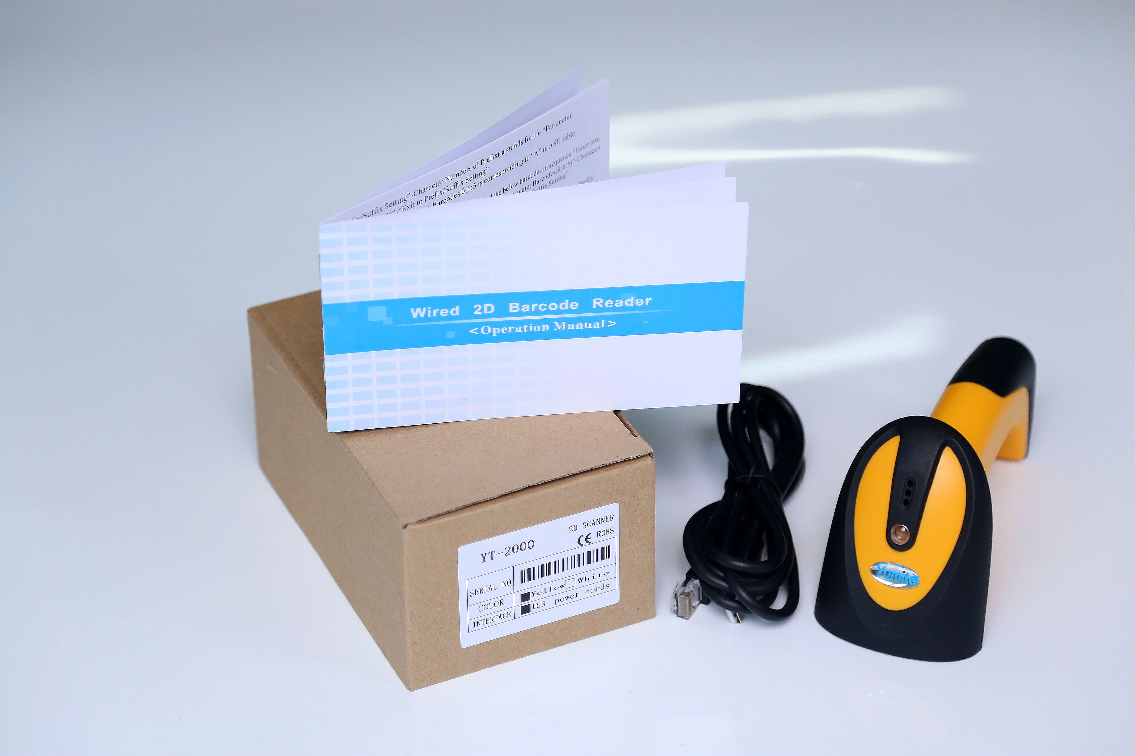 New Innovative Adjustable Stand for Barcode Scanner Scan Gun
