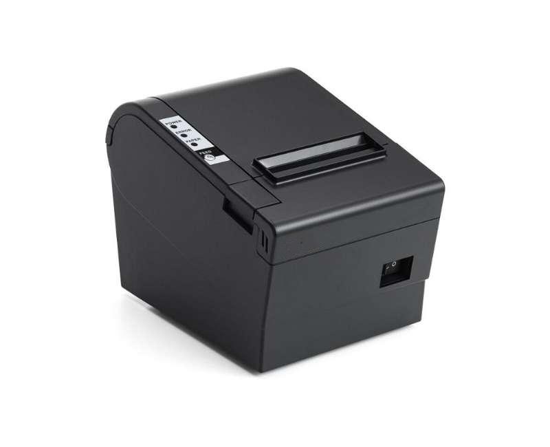 USB+Ethernet pos thermal Receipt Printer USB/Ethernet Black