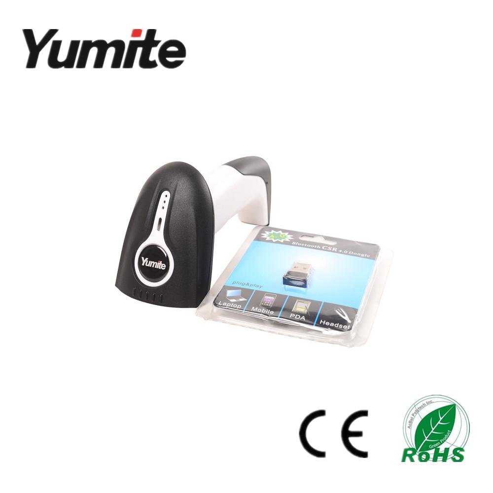 2D Bluetooth Barcode Scanner, Wireless barcode scanner